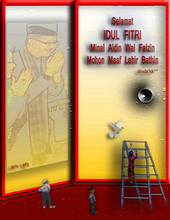 Idul Fitri by dinda'kk, Sep.17'09.