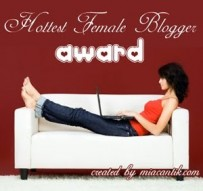 hottest-female-blogger-award1